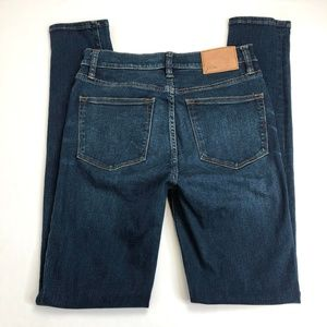 J Crew Lookout High Rise Skinny Size 28T Tall